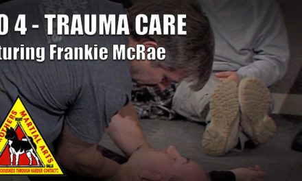 Die Less Often 4 – Trauma Care – featuring Frankie McRae