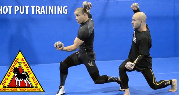 Shot Put Training Featuring Tony Fryklund – Download