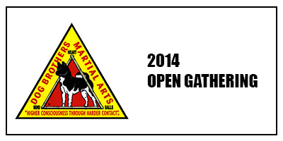 2014 – September – Open Gathering of the Pack