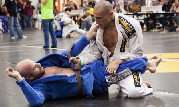 Brazilian Jiu-Jitsu for Stick Fighting