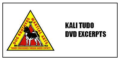 Kali Tudo – DVD Excerpts