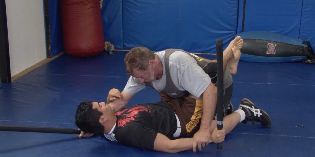 DBMA Stick Grappling: Guard – Anti-Guard Teaser