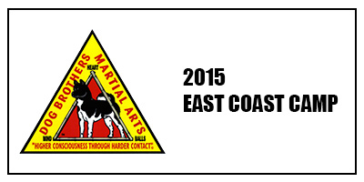 2015 East Coast Camp