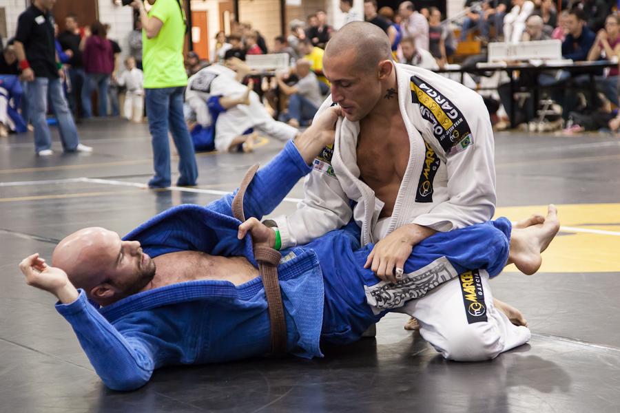 Brazilian Jiu-Jitsu for Stick Fighting