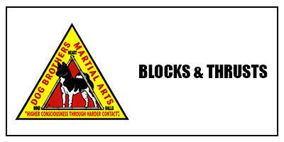 Blocks & Thrusts