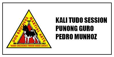Kali Tudo – Pedro Munhoz Session