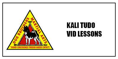 Kali Tudo Vid Lessons
