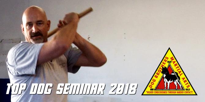 Top Dog Seminar 2018